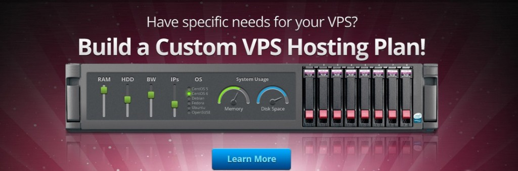 Flexible Vps Plan