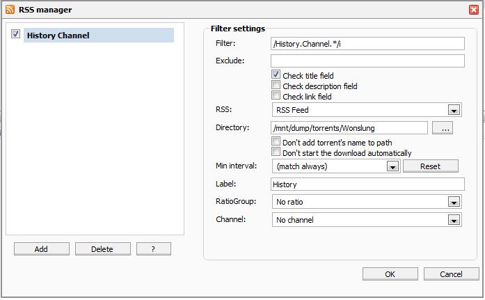 Setup and Use the RSS Plugin 12