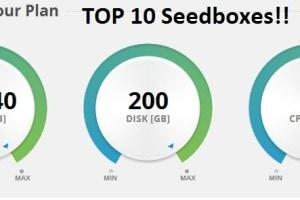 Top 10 seedbox cheap
